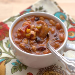 The Easiest Chili Recipe Ever