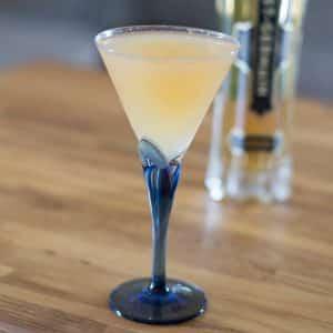 St-Germain Grapefruit Martini