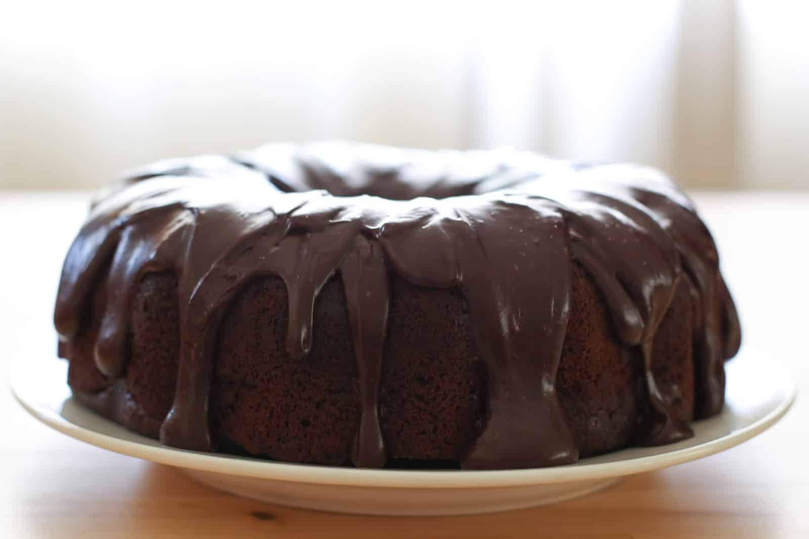 Hershey S Chocolate Cake Traditional And Gluten Free