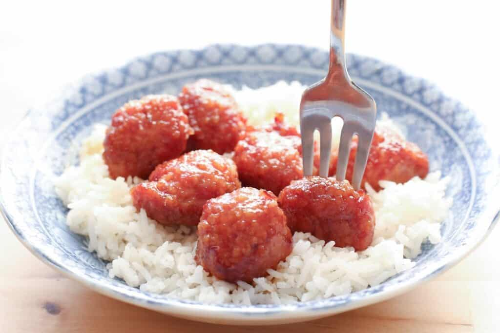 Old Fashioned Ham Balls Recipe by Barefeet In The Kitchen