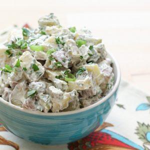 Parsley and Pickles Potato Salad