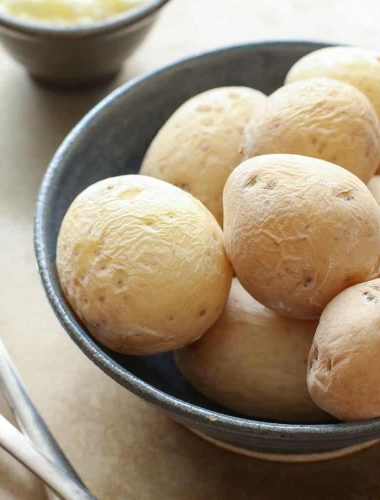 Salt Potatoes