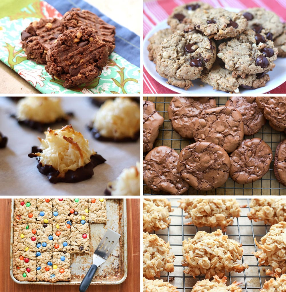 picture Gluten-Free Treat: Flourless Peanut Butter Chocolate Chip Cookies