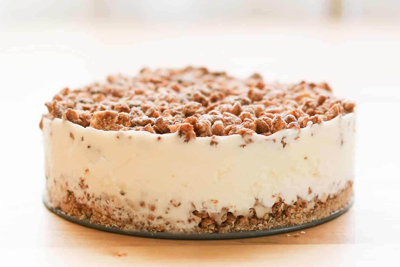 5 Minute 2 Ingredient Ice Cream Cake