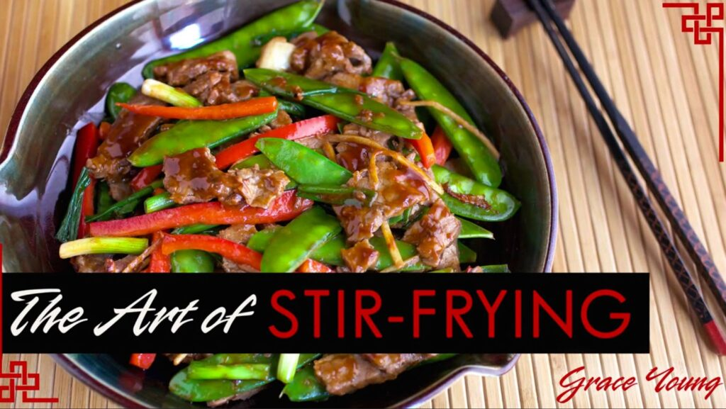 Giveaway: The Art of Stir-Frying {Learn how to wield a wok for delicious, restaurant-quality meals in minutes!}