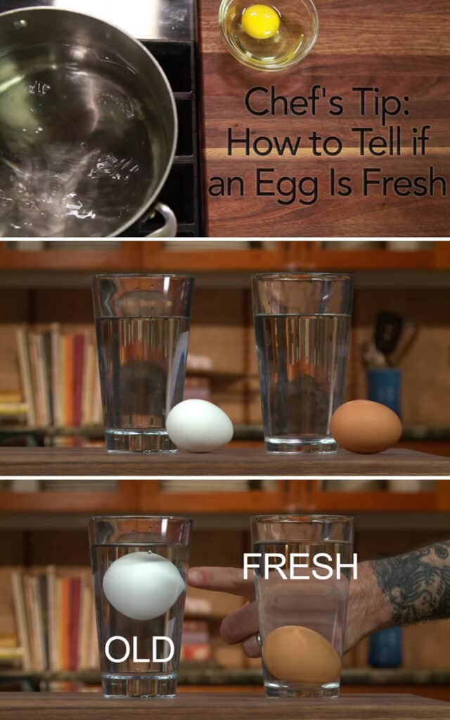 How Old Is That Egg?! 20 Essential Cooking Techniques you need to see!