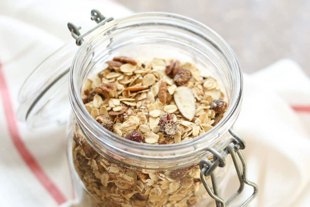 How To Make Your Own Instant Oatmeal Mix recipe by Barefeet In The Kitchen