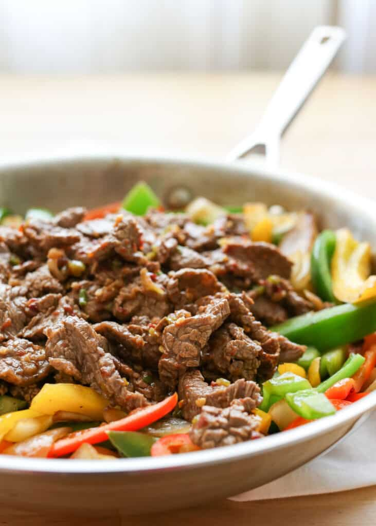 Korean Beef Bulgogi | Barefeet in the Kitchen
