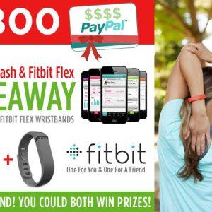 Holiday CASH Giveaway & Bonus Prizes!