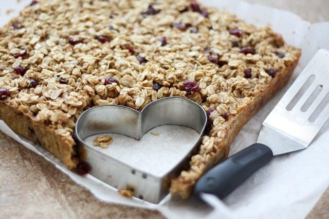 Craisin Baked Oatmeal