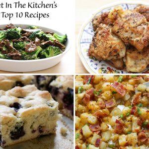 2014 Top 10 Recipes