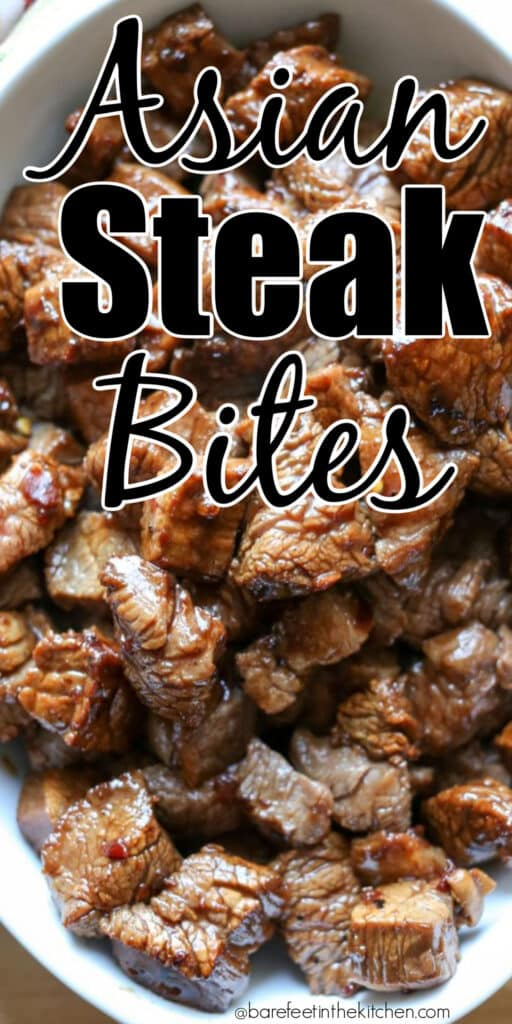 No one can resist these steak bites!