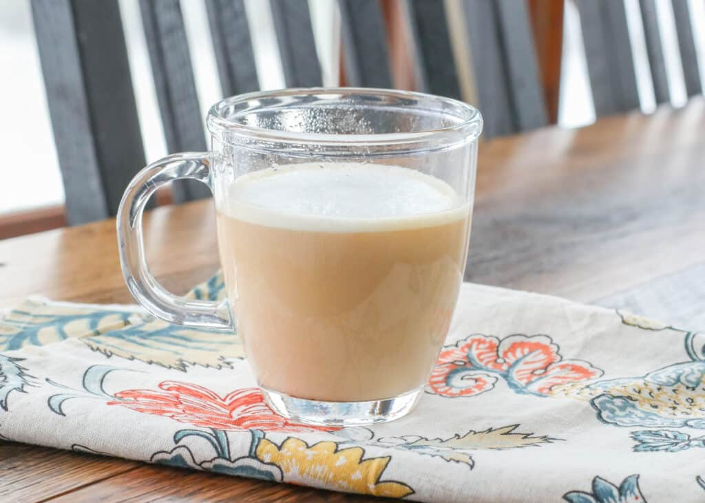 Make a London Fog at home just like the coffeehouse!