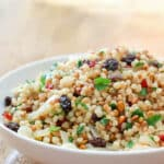 Israeli Couscous (aka pearl couscous) is technically a pasta!