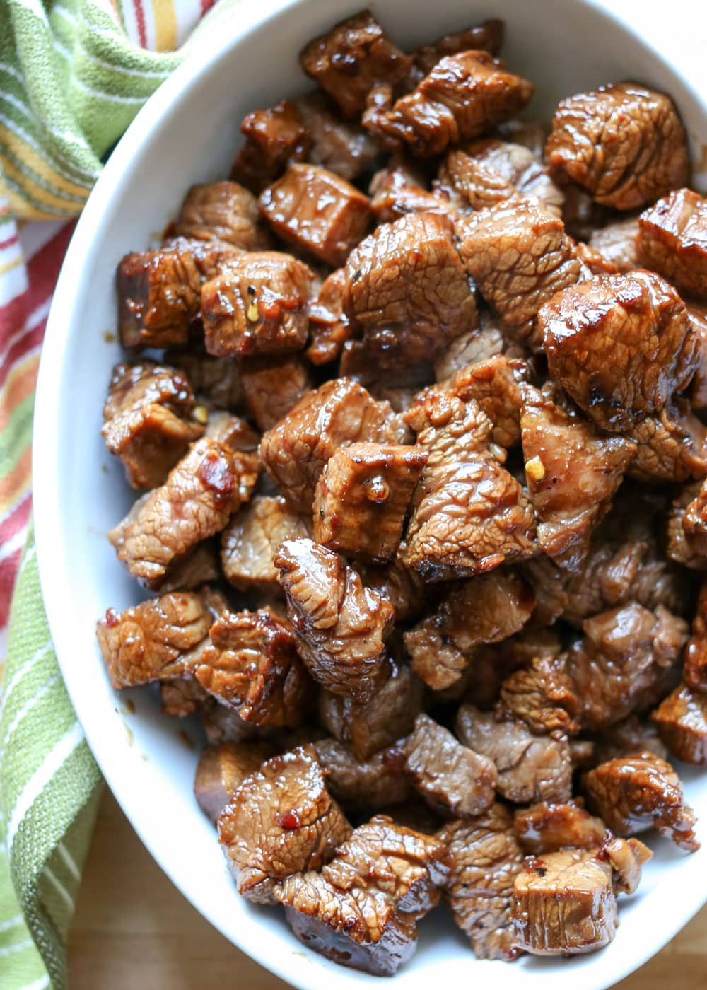 Asian Steak Bites