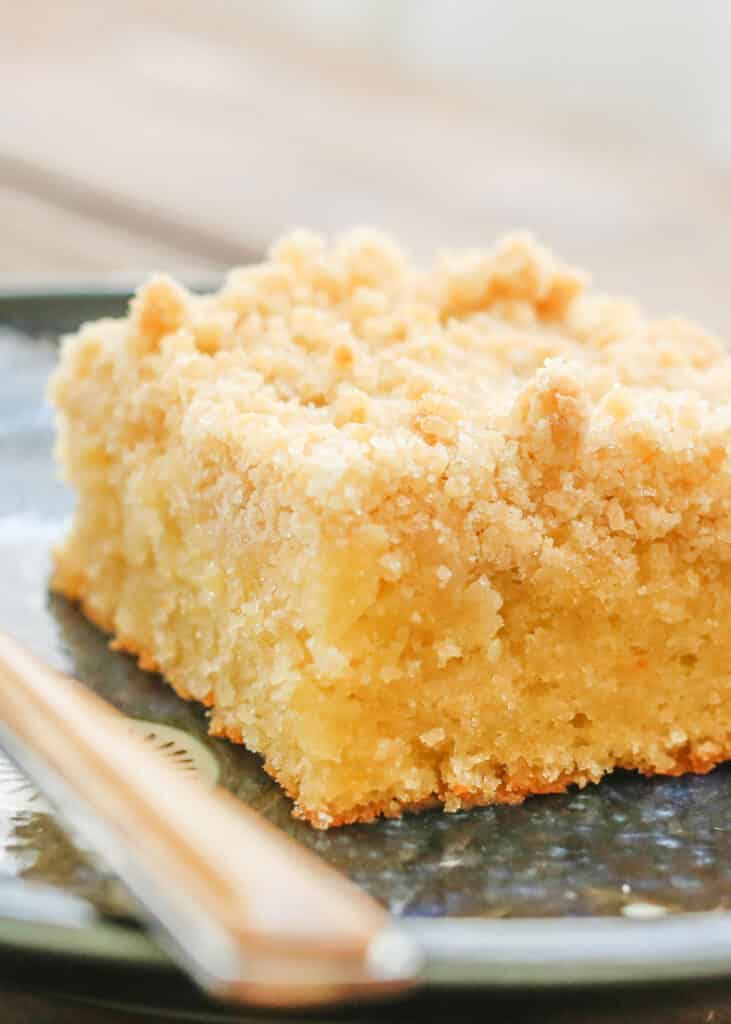 Make A Coffee Cake Without Butter