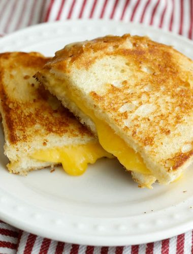 {Step-by-Step} Guide To Perfect Grilled Cheese