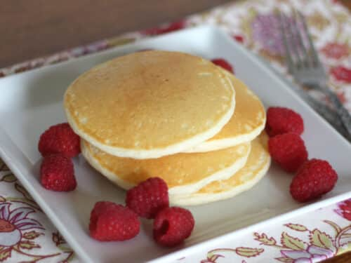 Recipe pancakes gluten free
