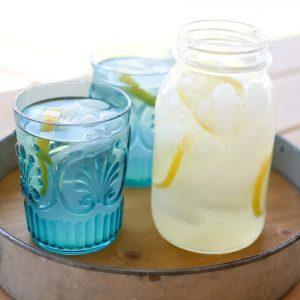 Sugar Free Fresh Squeezed Lemonade