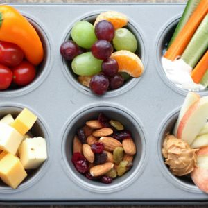 Snack Tray Lunches
