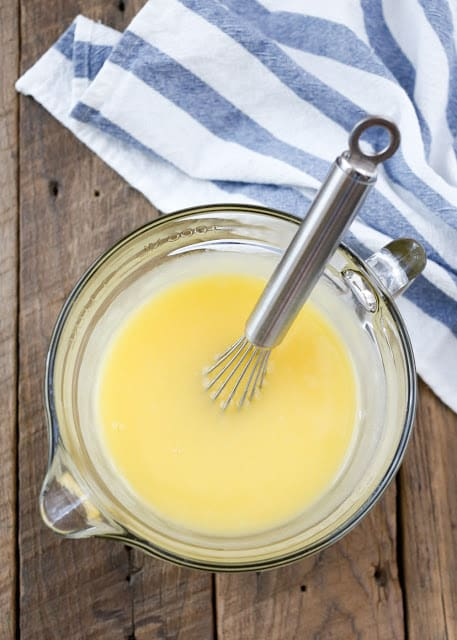 Microwave Lemon Curd - sweet, tart, smooth, and creamy, homemade lemon curd really is possible in just minutes! get the recipe at barefeetinthekitchen.com