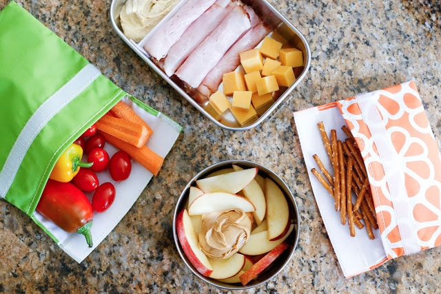 15 EASY Kid-Friendly Lunches + $300 in Lunch Gear from MightyNest! Enter now at barefeetinthekitchen.com