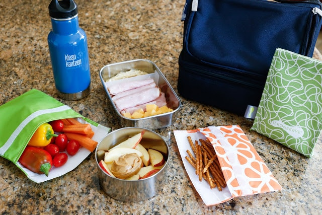 15 Kid-Friendly Lunches + $300 in Lunch Gear from MightyNest! Enter now at barefeetinthekitchen.com