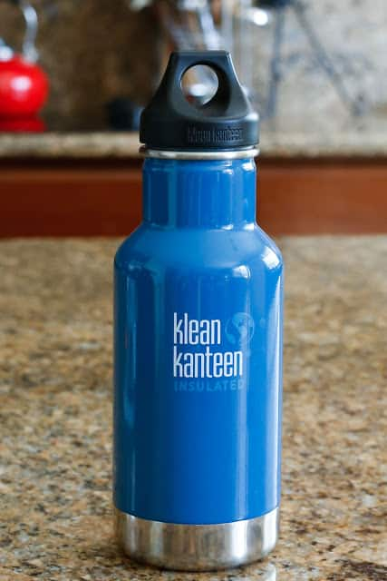 Enter to win the BEST insulated water bottle + $300 in Lunch Gear from MightyNest! Enter now at barefeetinthekitchen.com