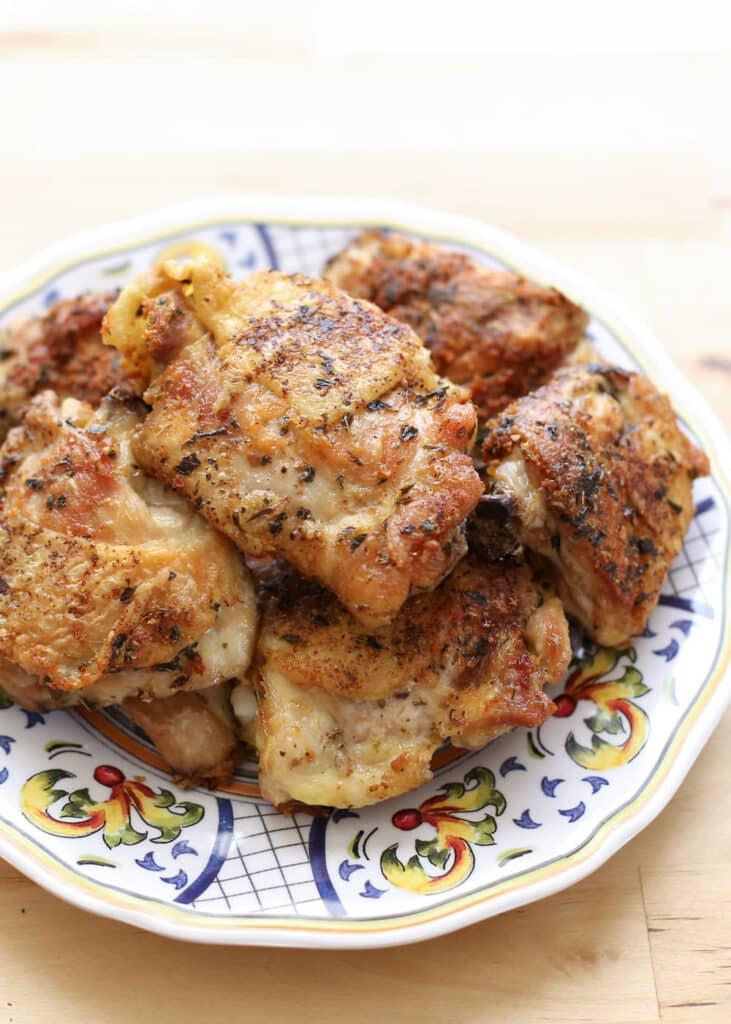pan fried italian chicken
