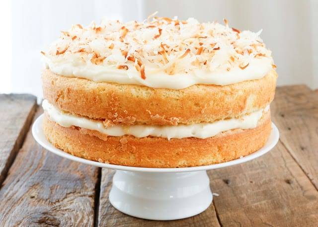 Pineapple Cake With Coconut Frosting Traditional And Gluten Free Versions Included Get The