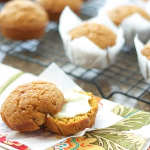Pumpkin Muffins {traditional and gluten free recipes}