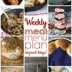 Weekly Meal Plan for November 30 – December 6