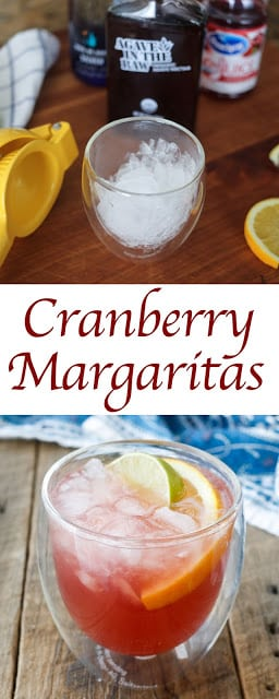 Cranberry and Margarita