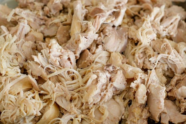 How to make perfect shredded chicken in a crock-pot, pressure cooker, or Instant Pot - recipes included