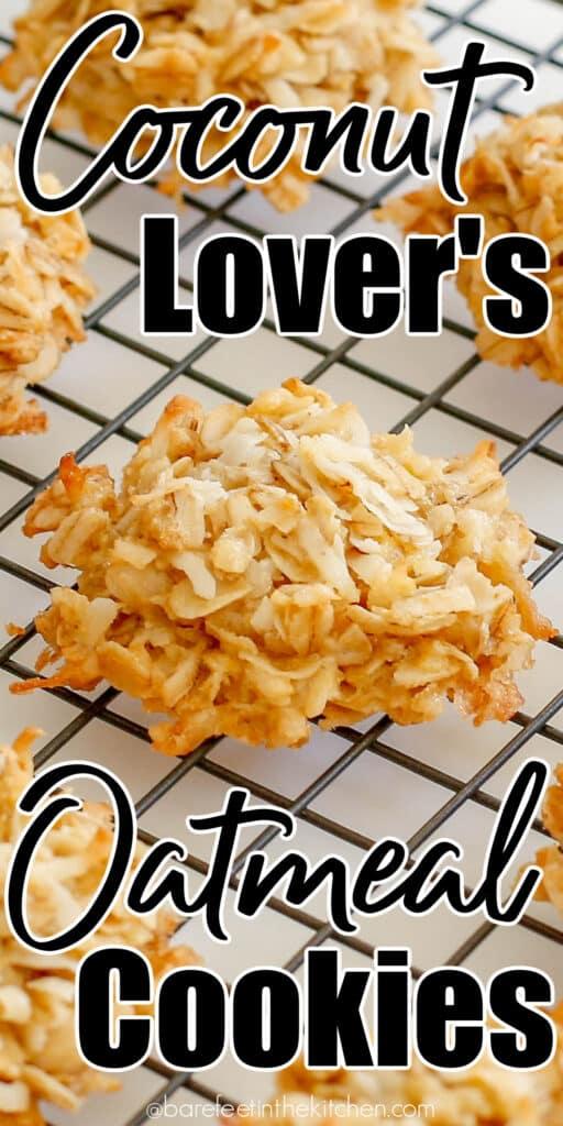 Coconut Lover's Cookies