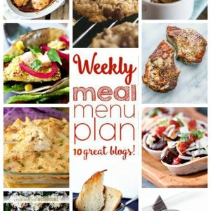 Weekly Meal Plan for February 8 – February 14