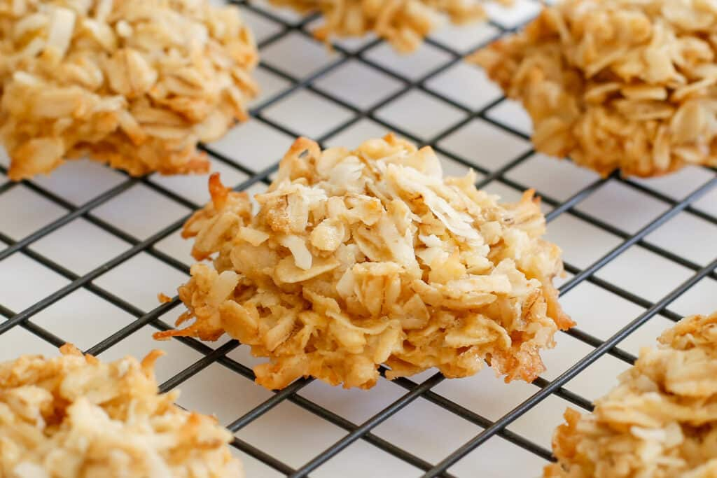 Coconut Lover's Oatmeal Cookie