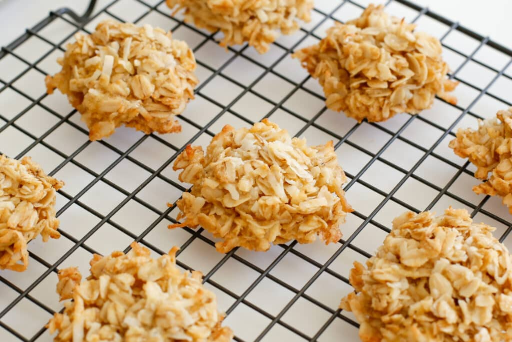 Make these Coconut Cookies for the coconut lover in your life!