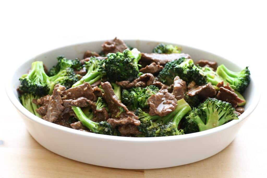 Better Than Take-Out Beef And Broccoli Stir Fry -1305