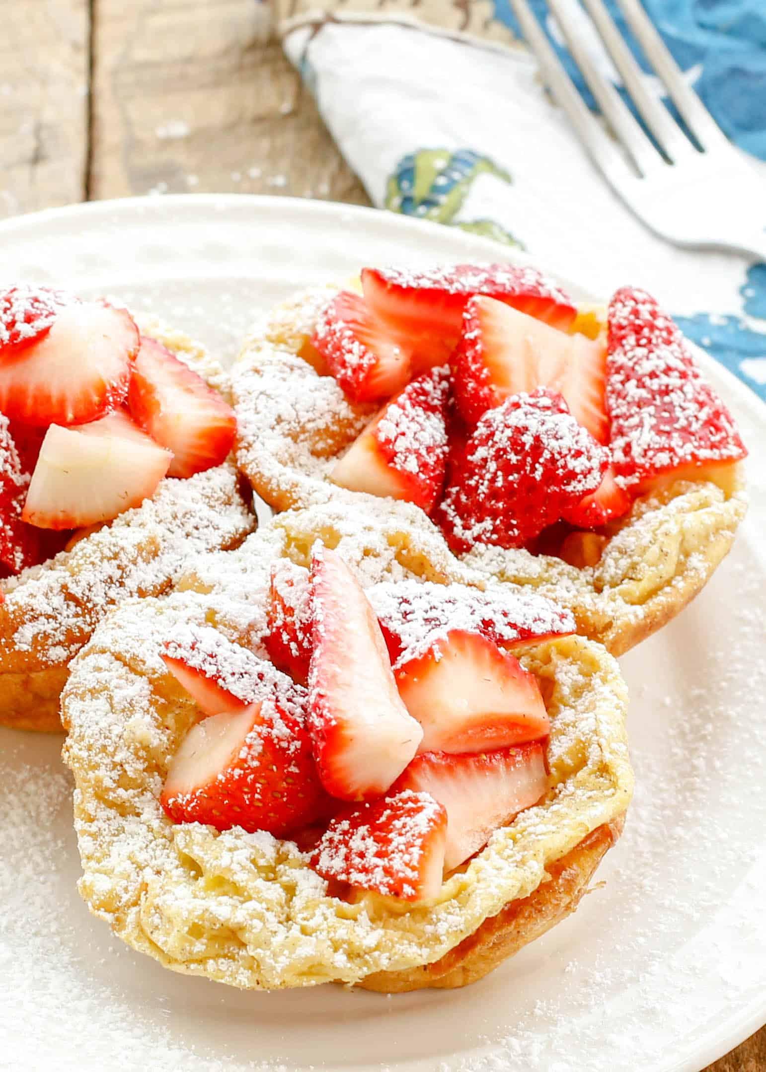 Mini German Pancakes Barefeetinthekitchen Com