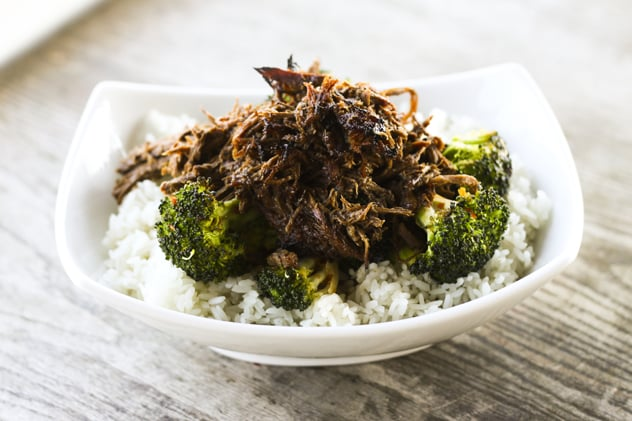 Slow Cooker Asian Beef {Foodie with Family}