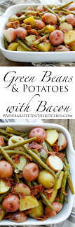 Green Beans with Bacon is a classic southern recipe that no one can resist!
