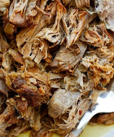 Sweet and Tangy Pulled Pork