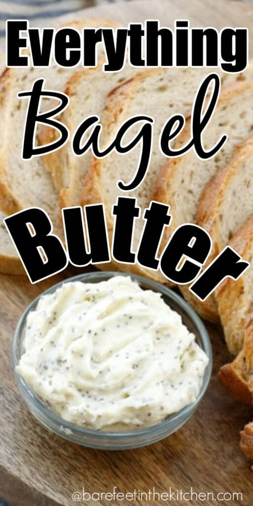 Everything Bagel Butter disappears almost as fast as I can make it!
