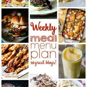 Weekly Meal Plan for June 27 – July 3