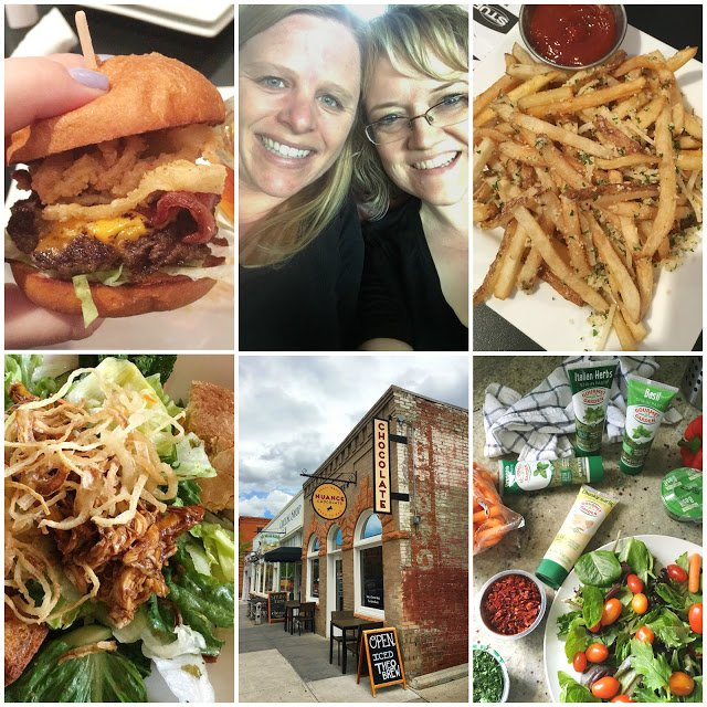 Sharing a peek into our Food Blogger Sleepover in Fort Collins, CO