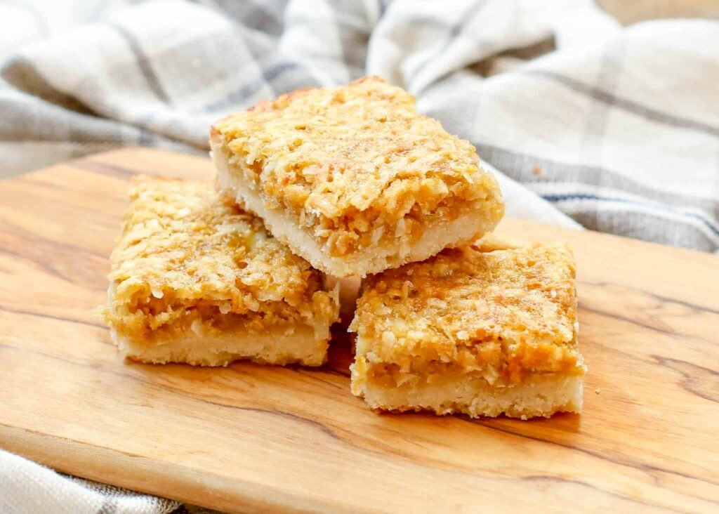 You're going to love these Coconut Chews!