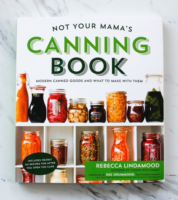 Every chapter, every helpful tip, every single recipe is spectacular. I've been hesitant to can anything on my my own for years and this book has simplified the entire process. I can hardly wait to have an entire pantry filled with waiting jars of my favorites.