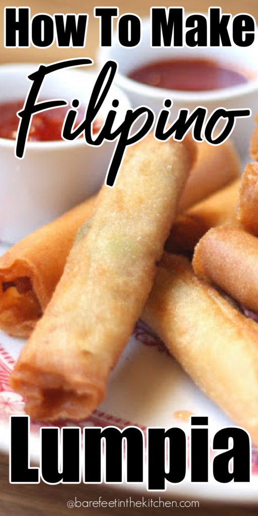 How To Make Filipino Lumpia