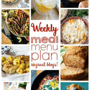 Weekly Meal Plan for September 5 – September 11